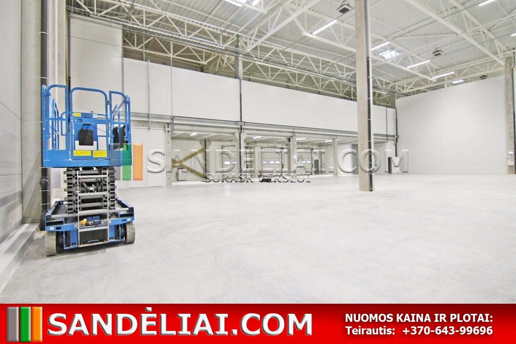 11 commercial property for rent iN LITHUANIA