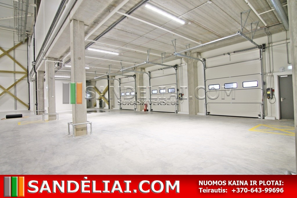14 industrial park for rent IN liepkalnis
