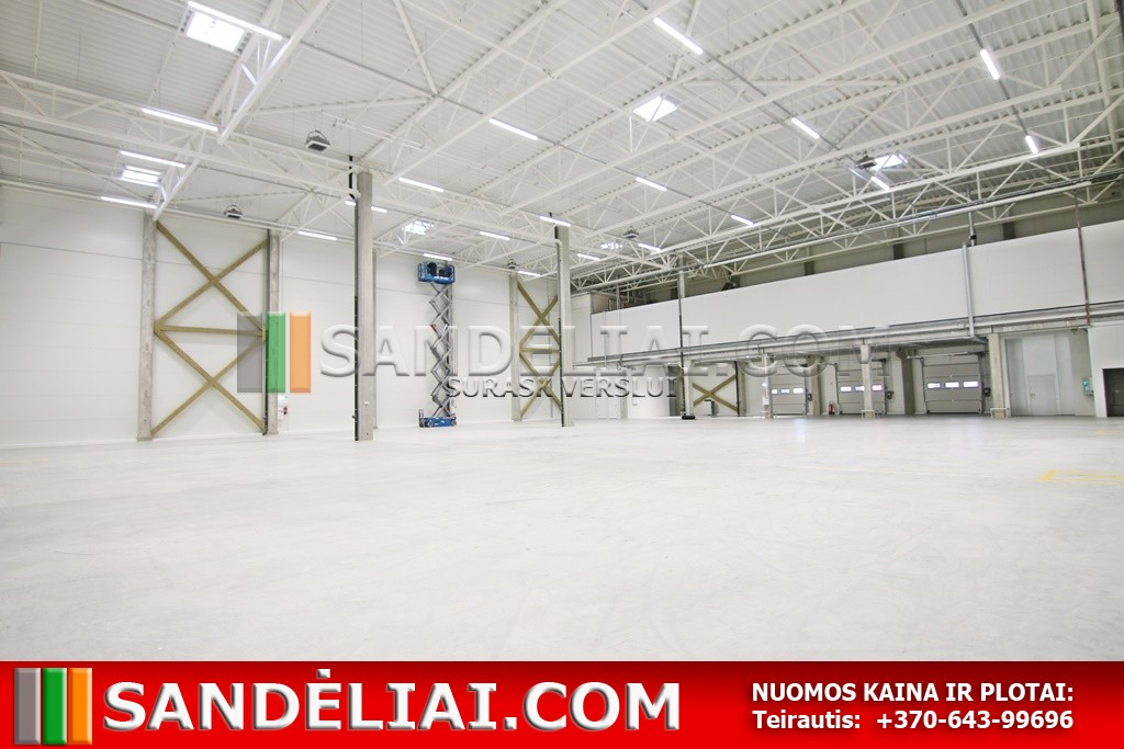 17 Vilnius industrial park for sale