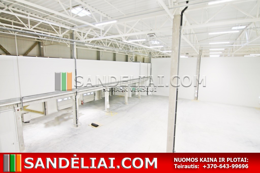 7 modern warehouse for rent vilnius lithuania long term