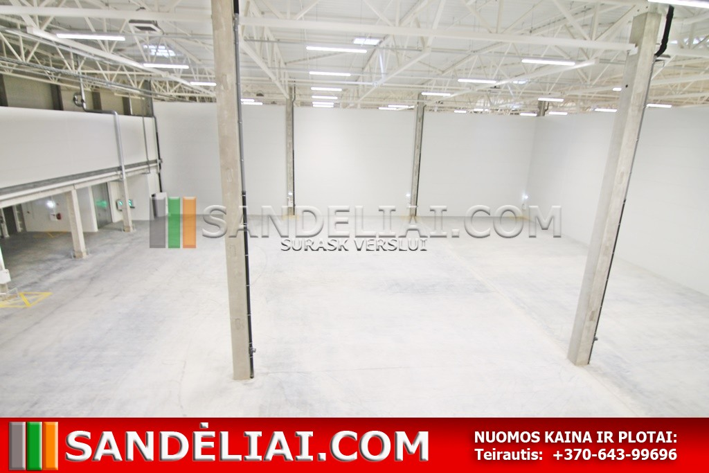 8 warehouse property for rent