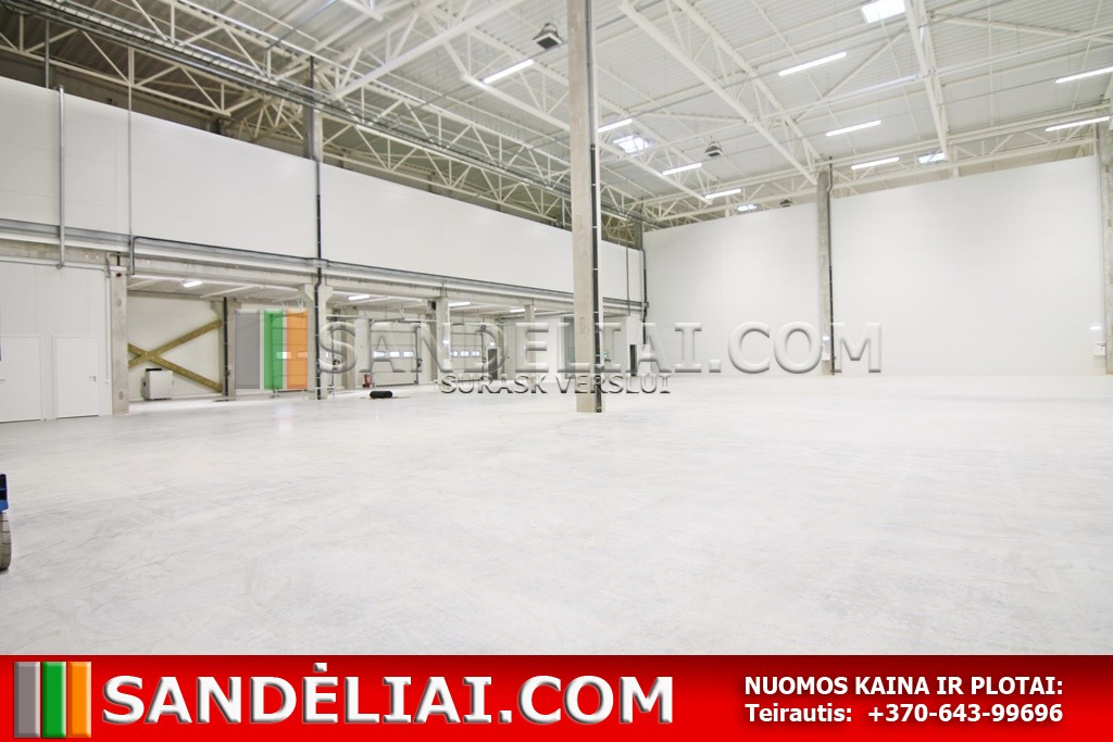 9 commercial warehouse property for rent