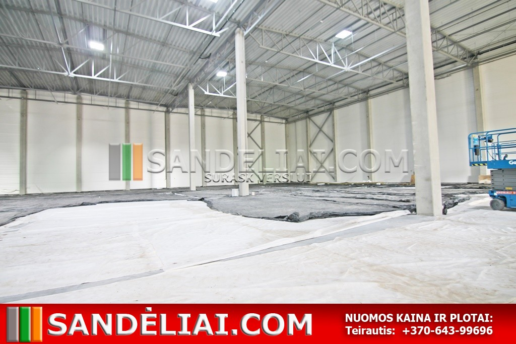 11 Warehouse rent vilnius lithuania