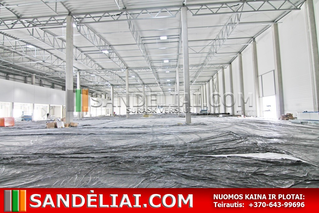 21 Property for rent warehouse in vilnius Lithuania